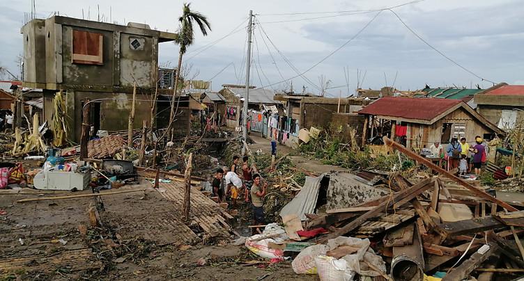 Évènements météo extrêmes: 480'000 morts en 20 ans (rapport)