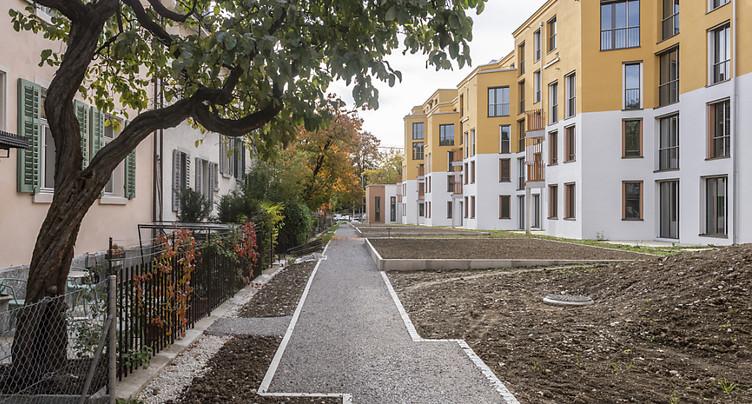 Demande très forte pour les logements en ville, malgré la pandémie