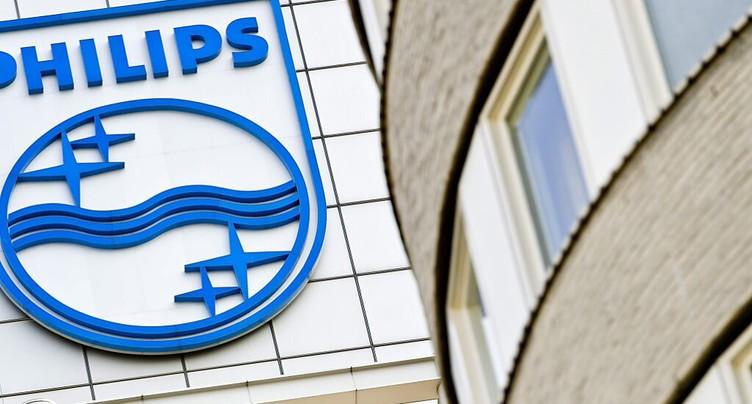 Bénéfice net en hausse de 1,9% en 2020 pour Philips
