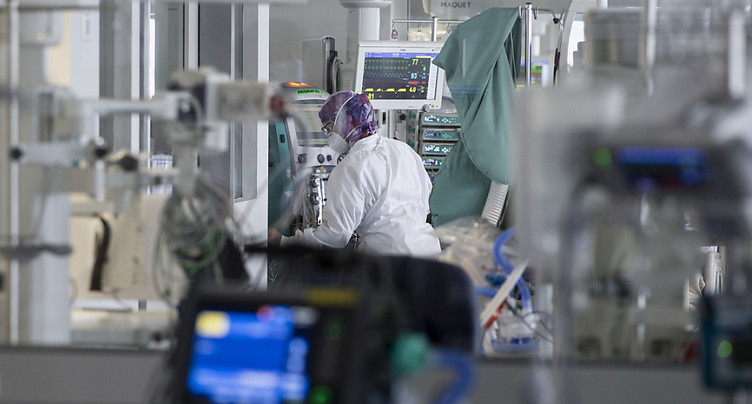 La Suisse compte 4320 nouveaux cas de coronavirus en 72 heures