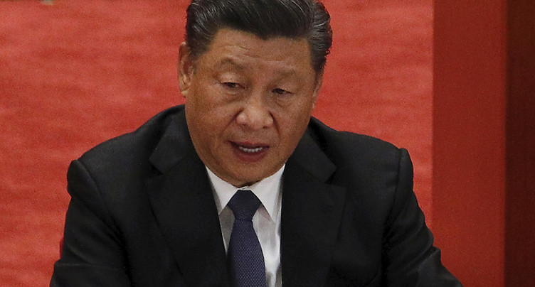 Le président chinois met en garde contre une nouvelle Guerre froide