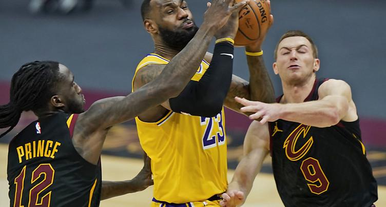 LeBron James: un retour triomphal à Cleveland