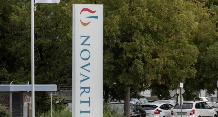 Novartis a étoffé ses revenus de 3% à 48,66 milliards de dollars
