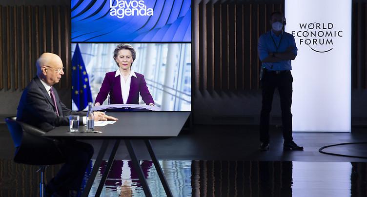 Von der Leyen annonce un programme européen contre les pandémies