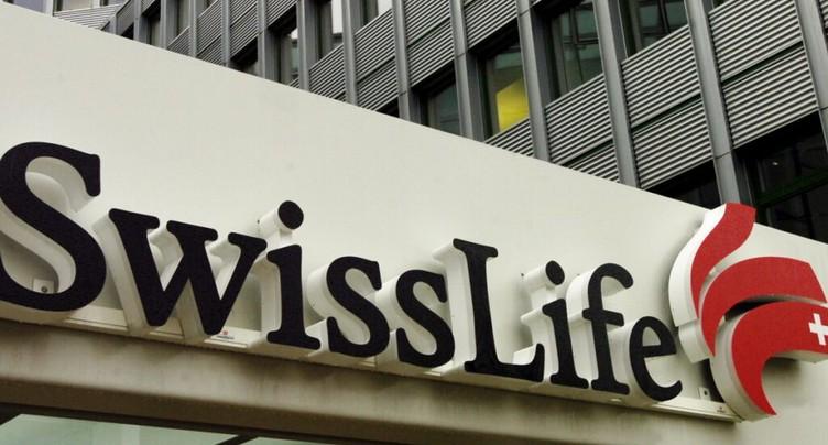 Swiss Life anticipe une timide croissance du PIB en 2021