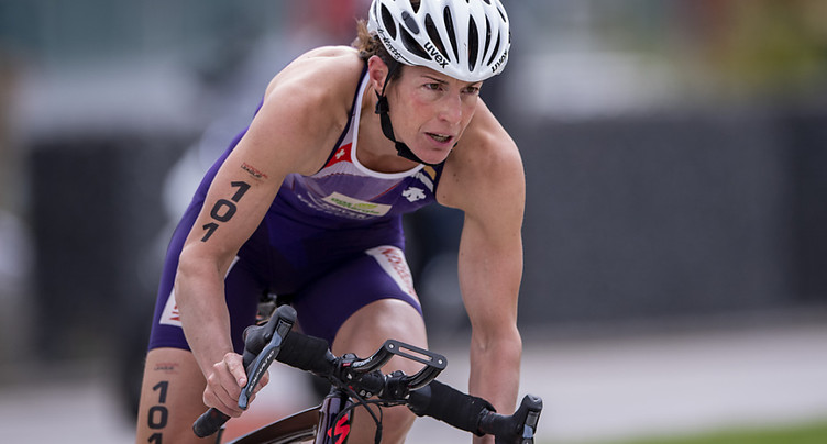 Nicola Spirig veut courir l'Ironman sous les 8 heures
