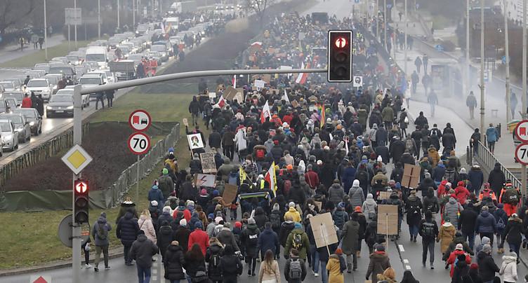 La quasi-interdiction de l'avortement entre en vigueur en Pologne