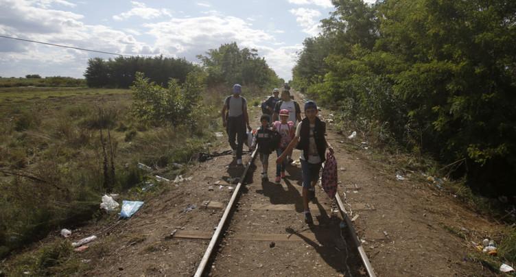 Frontex suspend ses opérations en Hongrie