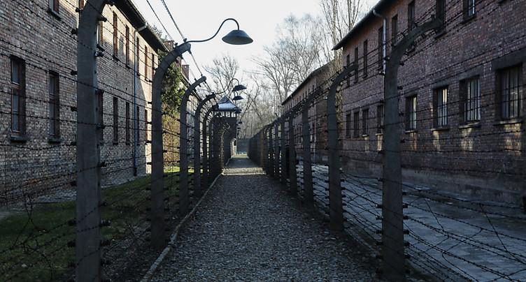Auschwitz: hommage aux enfants massacrés