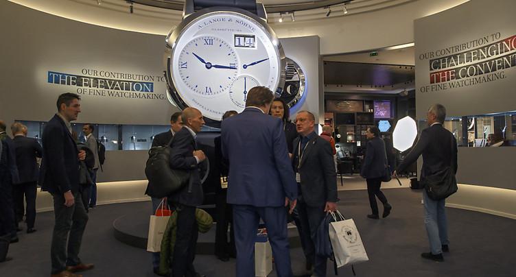 La Chine a porté les exportations horlogères à bout de bras en 2020