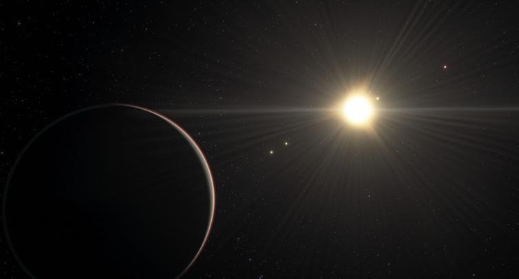 Le télescope Cheops dévoile le ballet cosmique de cinq exoplanètes