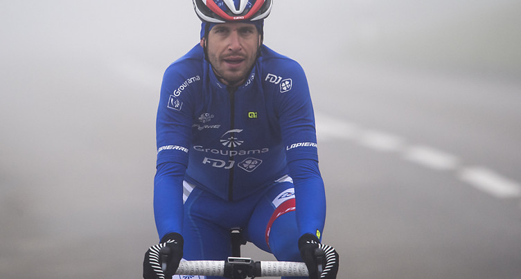 Sébastien Reichenbach au Tour de Romandie et au Giro