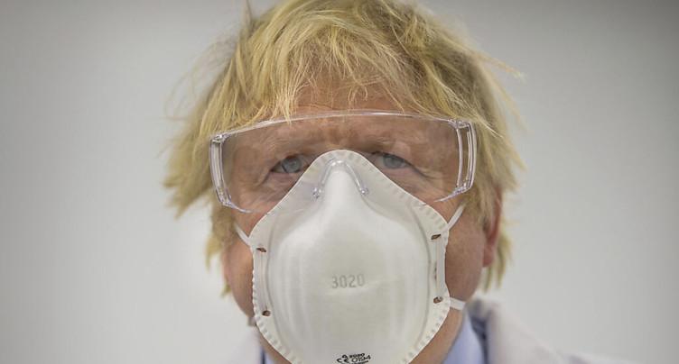 Boris Johnson en Ecosse pour défendre l'unité du Royaume-Uni