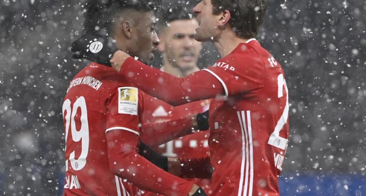 Départ retardé et grosse colère du Bayern