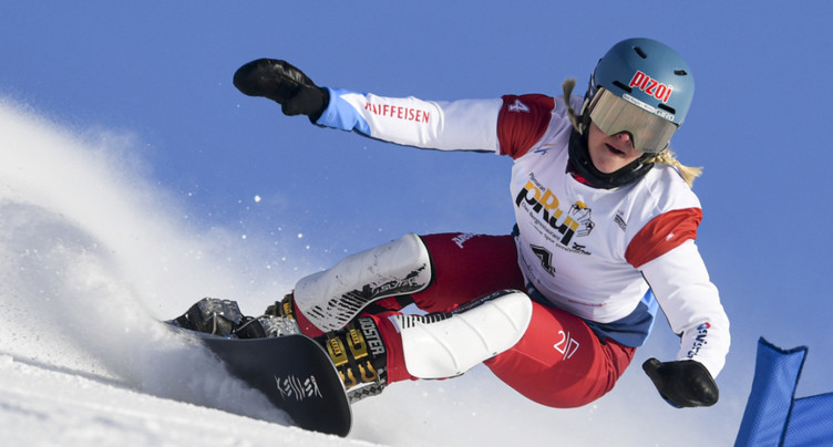 Zogg s'impose en slalom parallèle