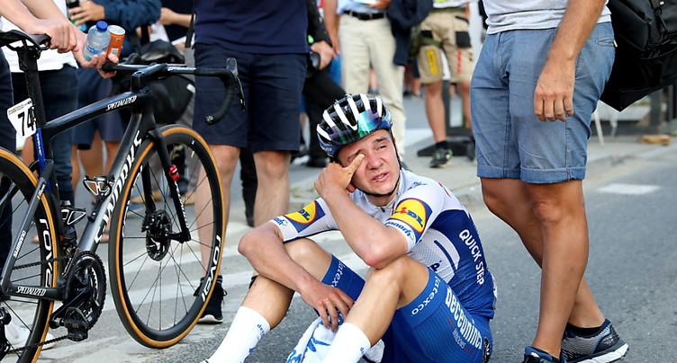 Evenepoel vise un retour pour le Giro début mai