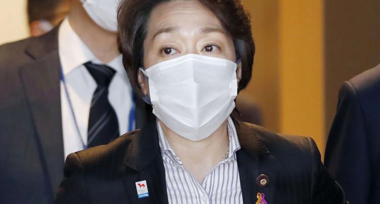 Seiko Hashimoto nommée présidente des Jeux de Tokyo