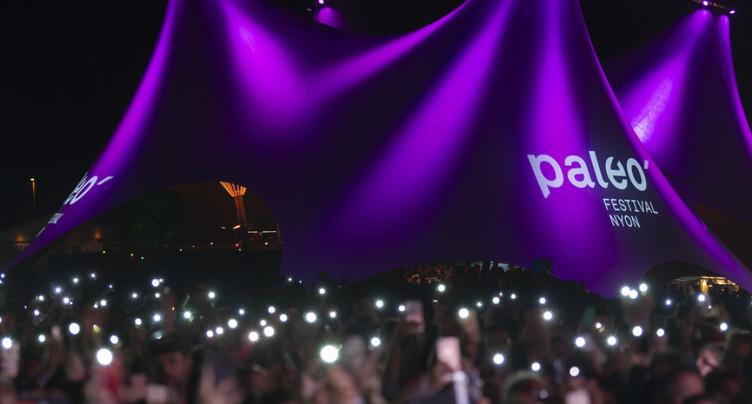 Covid oblige, l'édition 2021 du Paléo se fera sous une forme inédite