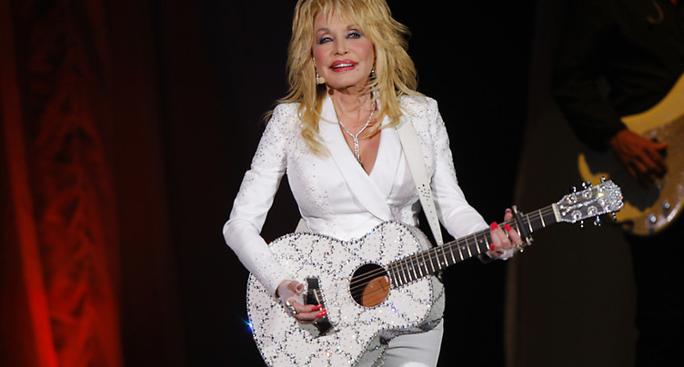 Tennessee: la chanteuse Dolly Parton ne veut pas de sa statue
