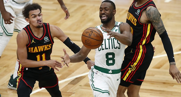 Atlanta s'incline à Boston