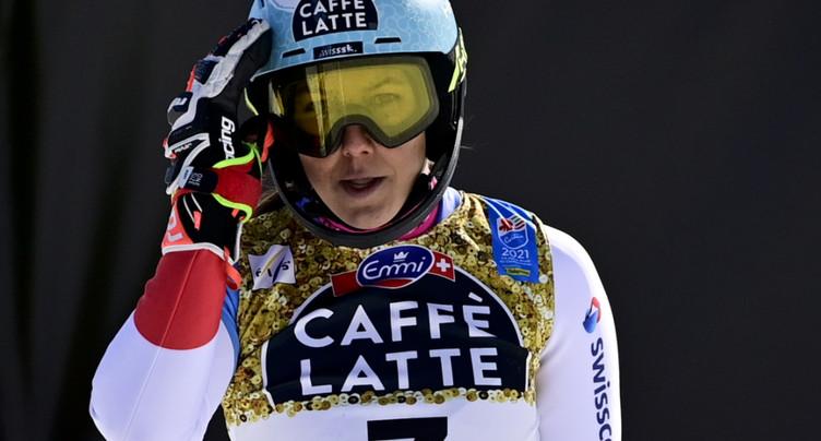 Slalom: Holdener 4e du slalom, Liensberger en or