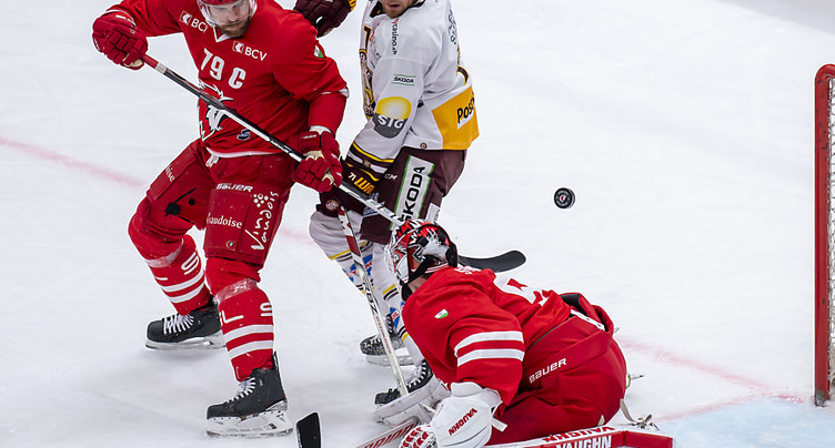 Genève-Servette gagne le derby, Fribourg toujours plus haut