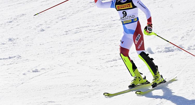 Slalom: Daniel Yule 5e, le titre pour Sebastian Foss-Solevaag
