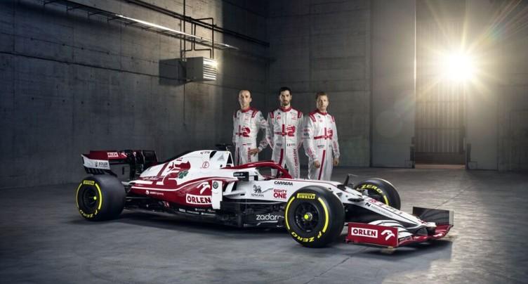 Räikkönen « impatient » d'entamer sa 19e saison