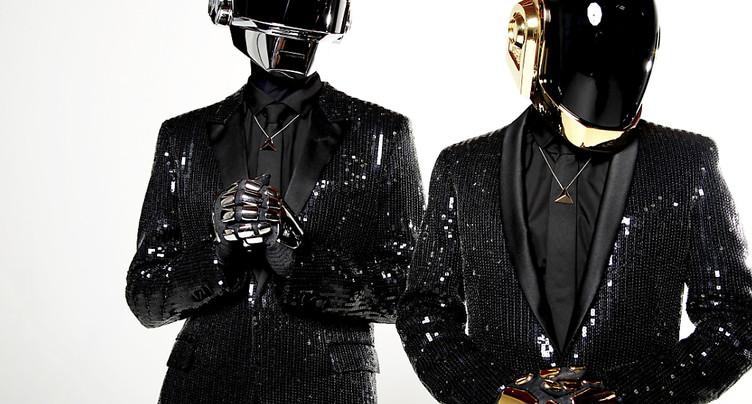 Le duo électro français Daft Punk annonce sa séparation