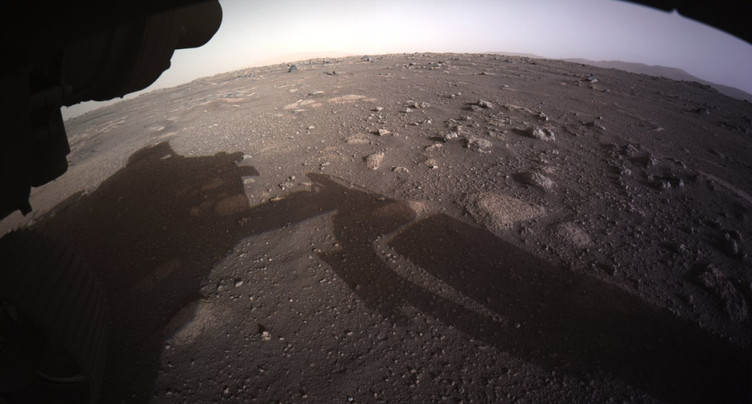 La Nasa diffuse du son martien enregistré pour la première fois