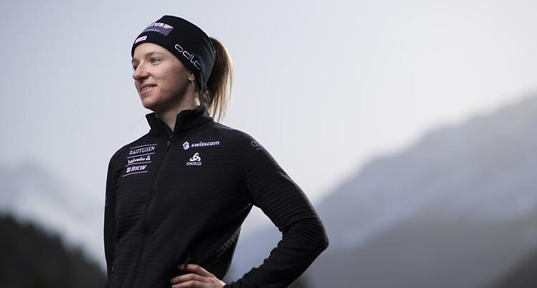 Fähndrich éliminée en qualifications du sprint