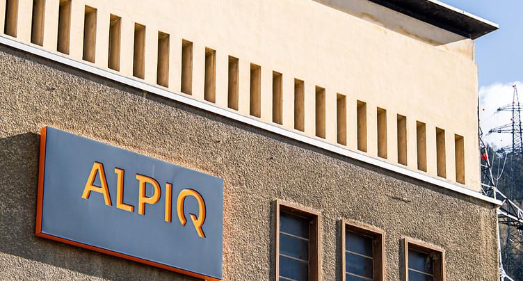 Alpiq renoue avec les chiffres noirs après une perte en 2019