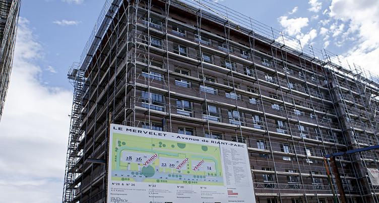 Légère reprise attendue dans la construction en 2021
