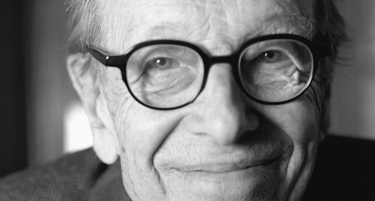 Le poète Philippe Jaccottet est décédé