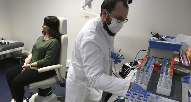 La Suisse compte 1169 nouveaux cas de coronavirus en 24 heures