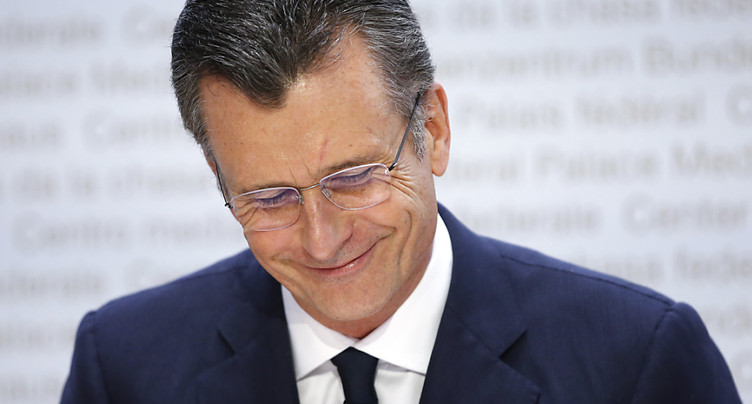 Philipp Hildebrand retire sa candidature à la direction de l'OCDE