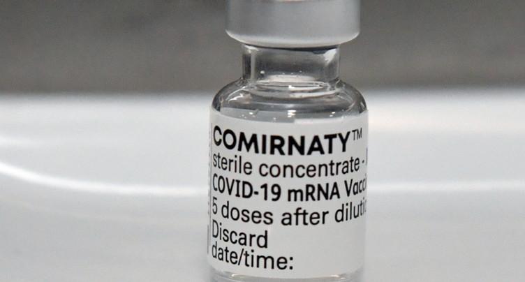 Vaccin Pfizer: stockage autorisé à des températures de congélateurs
