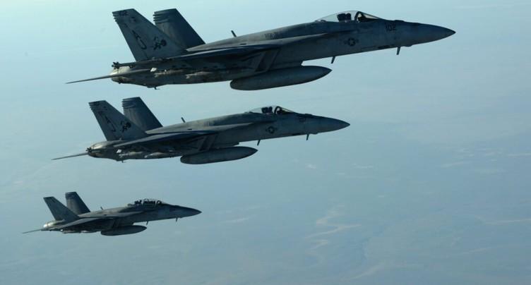 L'armée américaine frappe des milices pro-iraniennes en Syrie