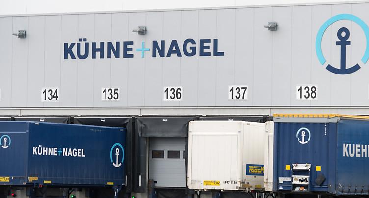 Kühne+Nagel décroche un contrat de distribution pour Sinovac