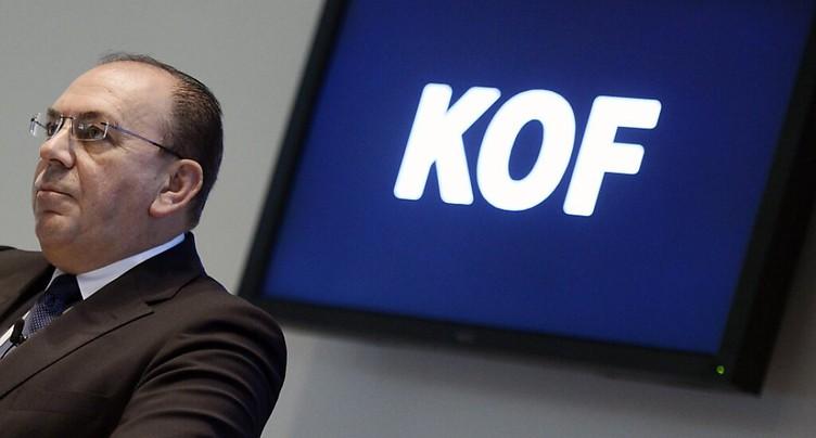 Les perspectives économiques s'éclaircissent en Suisse (KOF)