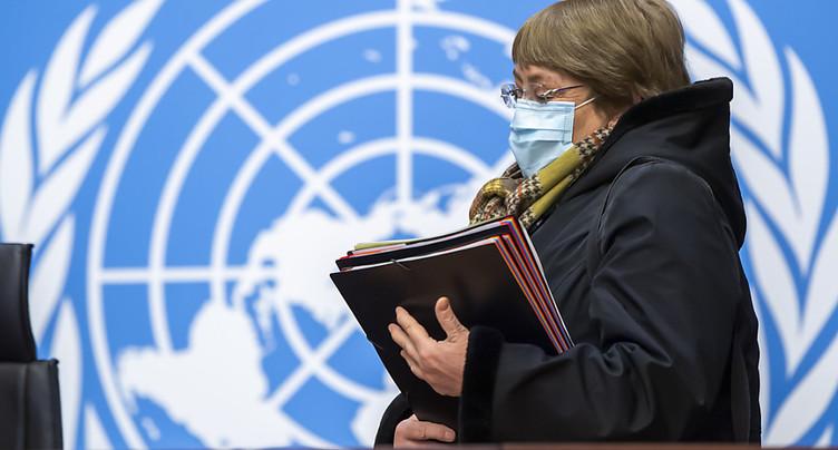 Chine: l'ONU cible les restrictions aux libertés depuis la pandémie