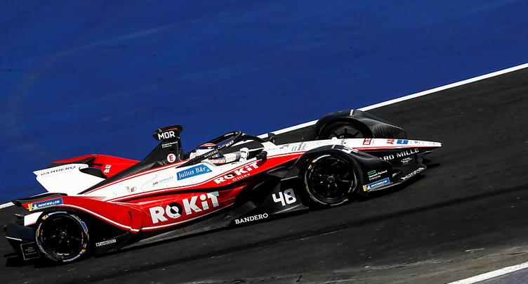 Mortara sur le podium en ouverture de saison de Formule E