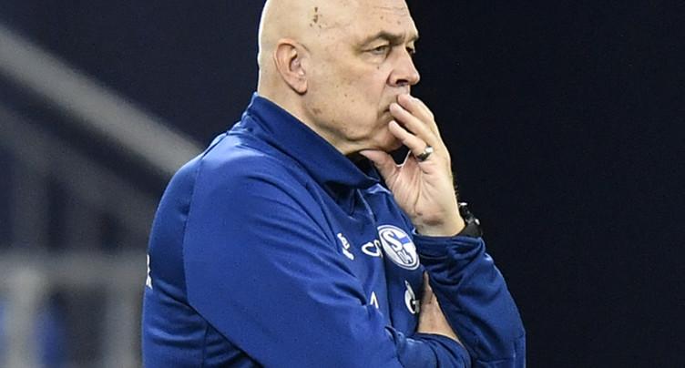 Schalke 04: la descente aux enfers continue