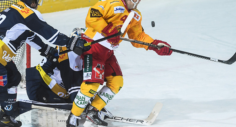 Langnau ne disputera pas les play-off