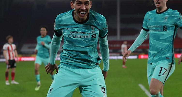 Liverpool gagne sans Shaqiri