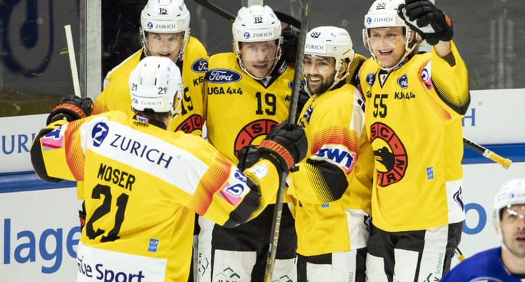 Le CP Berne remporte la dernière finale de la Coupe de Suisse