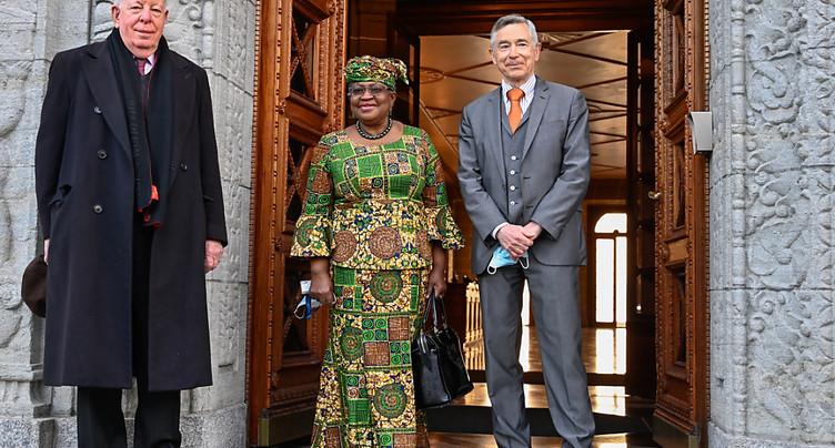 OMC: Ngozi ravie de diriger une des entités « les plus importantes »