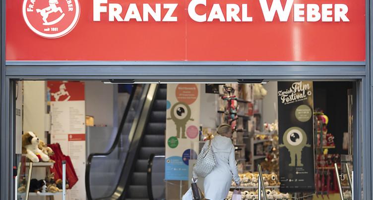 Franz Carl Weber a perdu 2 millions en 2020