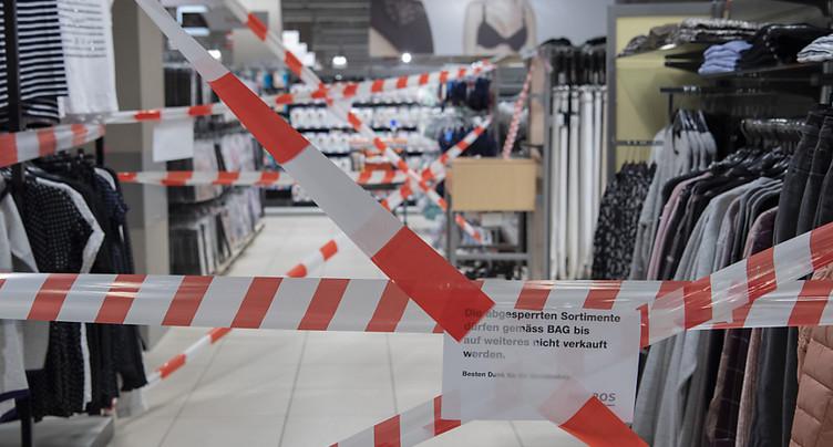 Le commerce de détail à la peine en janvier