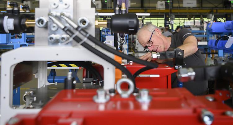 Le moral des PME industrielles s'améliore un peu